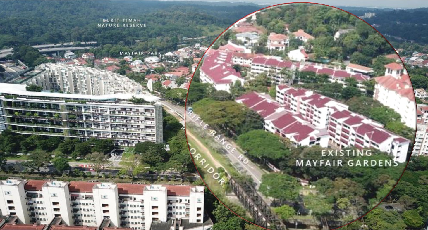 Mayfair Gardens Is A Highly Anticipated New Condo Launch In District Garden By The Bay Anak D21 Bukit Timah Estate